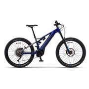 YPJ-MT Pro M [スポーツ電動アシスト自転車 e-Bike 27.5型 外装11段変速 ポディウムブルー/ニッケル]