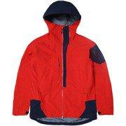 Snow Ridge GTX PRO 3L Jacket PHA52ST01 フレームレッド Lサイズ [アウトドア ジャケット ユニセックス]
