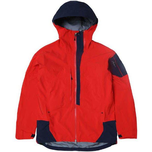 Snow Ridge GTX PRO 3L Jacket PHA52ST01 フレームレッド XLサイズ [アウトドア ジャケット ユニセックス]