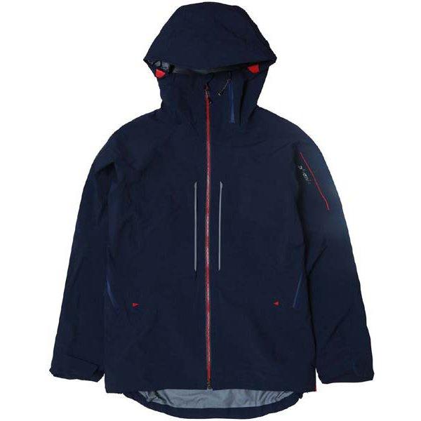 Snow Ridge GTX PRO 3L Jacket PHA52ST01 ネイビー XLサイズ [アウトドア ジャケット ユニセックス]