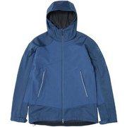 Hillside Soft Shell Jacket PHA52WT12 スモークブルー Lサイズ [アウトドア ジャケット メンズ]
