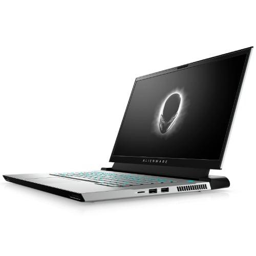 NAM85E-ANLW [ALIENWARE m15 R3/15.6インチゲーミングノートパソコン/第10世代インテル Core i7 10750Hプロセッサー/メモリー 16GB/SSD(PCIe) 1TB/Windows 10 Home 64ビット(英語版)/ルナライト(シルバーホワイト)LEDライト付]