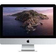 Apple iMac 21.5インチ Retina 4Kディスプレイ 3.0GHz 6コア第8世代Intel Core i5プロセッサ/SSD 256GB//メモリ 8GB [MHK33J/A]