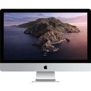 Apple iMac 27インチ Retina 5Kディスプレイ 3.3GHz 6コア第10世代Intel Core i5プロセッサ/SSD 512GB/メモリ 8GB [MXWU2J/A]