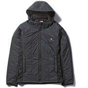パワーフィルハイブリッドジャケット POWER FILL Hybrid Jacket 5113022 ブラック XLサイズ [アウトドア ジャケット メンズ]