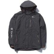 ストームトレーサージャケット Storm Tracer Jacket 5113026 ブラック Sサイズ [釣り レインウェア メンズ]
