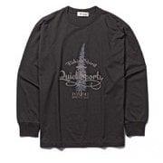 fish&tree L/S Tシャツ fish&tree L/S T-shirt 6115043 ブラック Mサイズ [アウトドア カットソー メンズ]