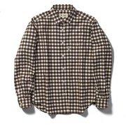 TSストレッチチェックシャツ TS Stretch Check Shirt 8112051 ブラック Mサイズ [アウトドア シャツ レディース]