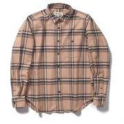 TSストレッチチェックシャツ TS Stretch Check Shirt 8112051 ピンク Lサイズ [アウトドア シャツ レディース]