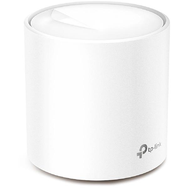 Deco X20 1P [新世代 Wi-Fi 6 AX1800 メッシュ Wi-Fi システム Deco X20 1個パック]
