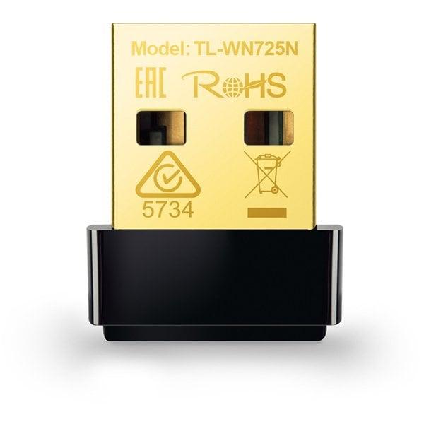 TL-WN725N JP [無線LAN子機 11n/g/b 150Mbps USB 2.0ナノサイズ 3年保証]