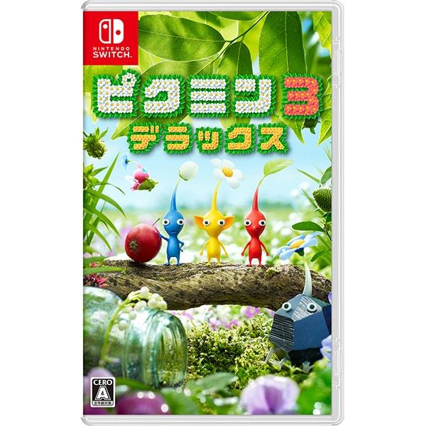 ピクミン3 デラックス [Nintendo Switchソフト]