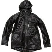 UL RAIN JACKET BLACK L [レインジャケット ブラック Lサイズ]