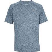 UA Tech 2.0 SS Tee 1358553 ADY/STL XXLサイズ [ランニングシャツ メンズ]