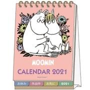 S8518696 デスクカレンダー メッセージ付 MOOMIN(ムーミン) [キャラクターグッズ]