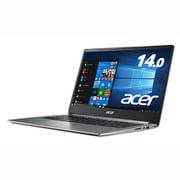 SF114-32-A14U/S [ノートパソコン Celeron N4020/4GB/256G SSD/ドライブなし/14.0型/Windows 10 Home/スパークリーシルバー]