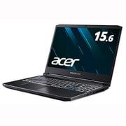 PH315-53-A76Y6 [ゲーミングノートパソコン Core i7-10750H/16GB/512G SSD/ドライブなし/RTX2060/240Hz/15.6型/Windows 10 Home/アビサルブラック]