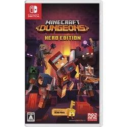 Minecraft Dungeons Hero Edition [Nintendo Switchソフト]