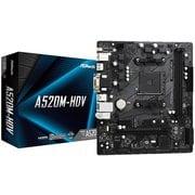 A520M-HDV [ASRock AMD Soket AM4 対応 A520チップセット搭載 MicroATX マザーボード]