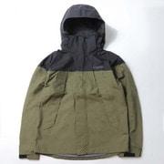 ウッドロードジャケット Wood Road Jacket PM3801 383 Nori Mサイズ [アウトドア レインジャケット メンズ]