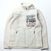 バックアイスプリングスウィメンズジャケット Buckeye Springs Women's Jacket PL3225 022 Stone Mサイズ [アウトドア ウェア レディース]