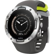 SS050447000 [SUUNTO 5 Graphite natural steel (スント 5 グラファイトナチュラルスチール)腕時計]