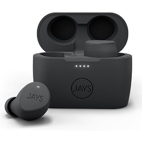 RJS-MFTW-GY [m-Five True Wireless/完全分離ワイヤレスイヤホン グレー]
