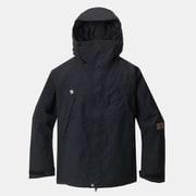 パラダイムジャケット Paradigm Jacket OE9711 090 Black Lサイズ [アウトドア レインジャケット メンズ]