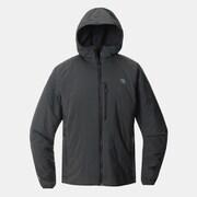 コアストラータフーデッドジャケット Kor Strata Hooded Jacke OM7796 004 Dark Storm Mサイズ [アウトドア ジャケット メンズ]