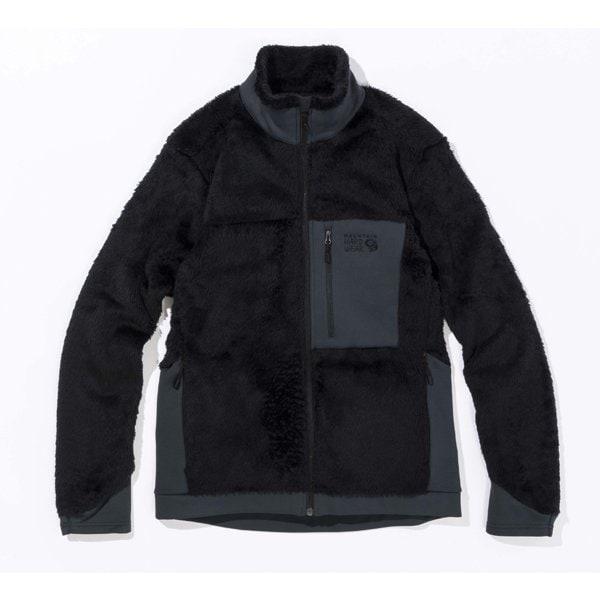 ポーラテックハイロフトジャケット OM8174 090 Black Lサイズ [アウトドア フリース メンズ]
