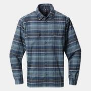 ボイジャー ワンシャツ Voyager One Shirt OE7999 441 LIGHT ZINC XLサイズ [アウトドア シャツ メンズ]