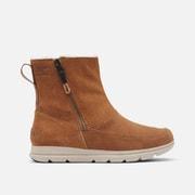 ソレルエクスプローラージップ NL3812 224 Camel Brown US7(24cm) [防寒ブーツ レディース]