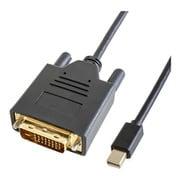 GP-MDPDVI/K-10 [Mini DisplayPort→DVIケーブル 1m ブラック]