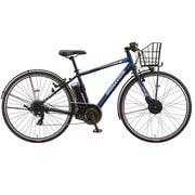 TB7B4Y 3P1A8S0 [電動アシスト自転車 TB1e(ティービーワンe) オプション付き 27型 外装7段変速 M.Xオーシャンブルー]