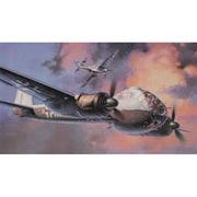 03855 ユンカース Ju188 A-1 レイヒャー [1/48スケール プラモデル]