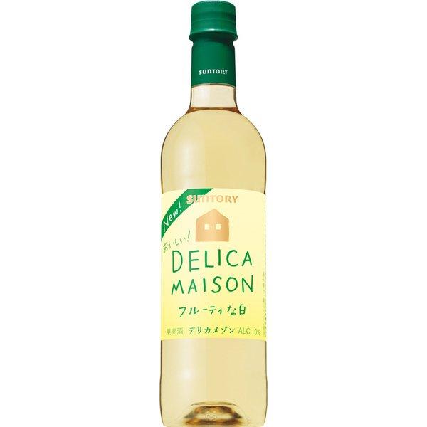 デリカメゾン(白) 10度 720ml ペット [白ワイン]