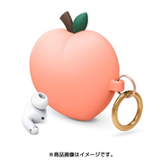 EL_APPCSSCPN_PC [elago エラゴ PEACH HANG for AirPods Pro Peach]