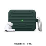 EL_APPCSSCSU_GN [elago エラゴ SUIT CASE for AirPods Pro Midnight Green]