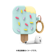 EL_APACSSCIE_MT [elago エラゴ ICE CREAM for AirPods/AirPods 2nd Charging/AirPods 2nd Wireless Baby Mint]