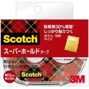 700-1-12D [Scotch(スコッチ) スーパーホールドテープ 小巻 幅12mm ディスペンサー付]