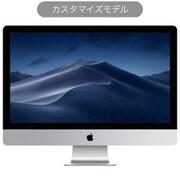 iMac 27インチ 5K 3.3GHz 6コア第10世代Intel Core i5プロセッサ メモリ32GB SSD512GB Magic Keyboard(テンキー付き) Magic Mouse2 カスタマイズモデル(CTO) [Z0ZW001K2]