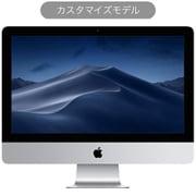 iMac 21.5インチ 4K 3.2GHz 6コア第8世代Intel Core i7プロセッサ メモリ16GB Fusion Drive1TB Magic Keyboard(テンキー付き) Magic Mouse2 カスタマイズモデル(CTO) [Z14800186]