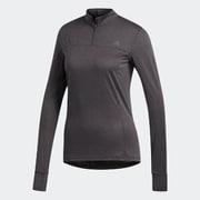OTR1/2ZIPLスリーブTシャツ FYT10 FL7812 グレーシックス J/Sサイズ [ランニングシャツ レディース]