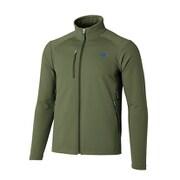 MEN'S ドラウトクロージャケット FMM0521 FO(フォレスト) XLサイズ [アウトドア フリース メンズ]