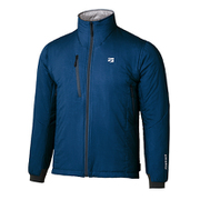 MEN'S ポリゴンアクトジャケット FMM0913 NV(ネイビー) Lサイズ [アウトドア 中綿ウェア メンズ]