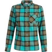トロバットロングスリーブシャツウィメン Trovat Longsleeve Shirt Women 1015-00710 50411 ceramic-iguana Sサイズ [アウトドア シャツ レディース]