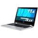 CP311-3H-A14N [Chromebook Spin 311 11.6型/MediaTek M8183C/メモリ 4GB/eMMC 32GB/ドライブレス/Google Chrome OS/ピュアシルバー]