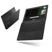 C871T-A38N [Chromebook 712 12.0型/Core i3-10110U/メモリ 8GB/eMMC 32GB/ドライブレス/Google Chrome OS/シェールブラック]