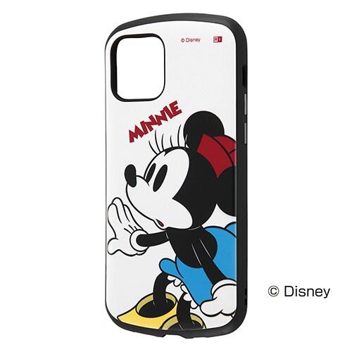 RT-DP27AC3/MN [iPhone 12/iPhone 12 Pro 用 耐衝撃ケース ProCa ディズニーキャラクター ミニーマウス]