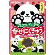 プニフワパンダの幸せにくきゅうグミ ミックスベリー味 32g